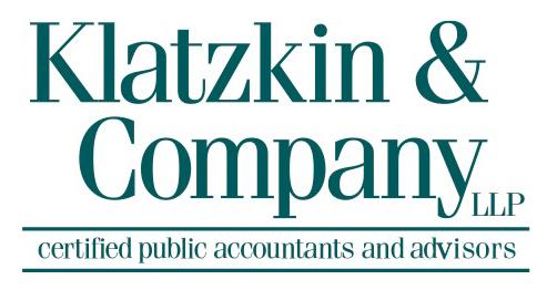 Klatzkin & Company, LLP.