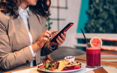 IRS Announces Temporary Business Deductions for Food and Beverages from Restaurants